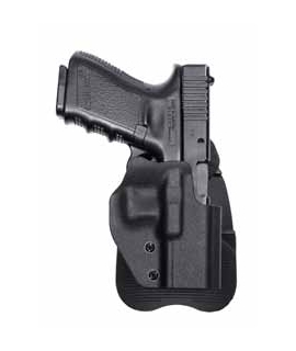 Molded Polymer Paddle Holster