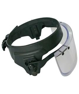 Ballistic visor 3A protection level