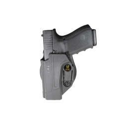 IDS OWB 2 retentions Adjustable 360°for Glock/ Left handed