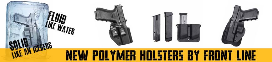Nouveau Holster Polymere Front Line